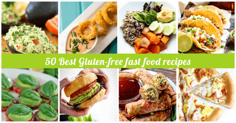 Gluten-Free Fast Food Recipes