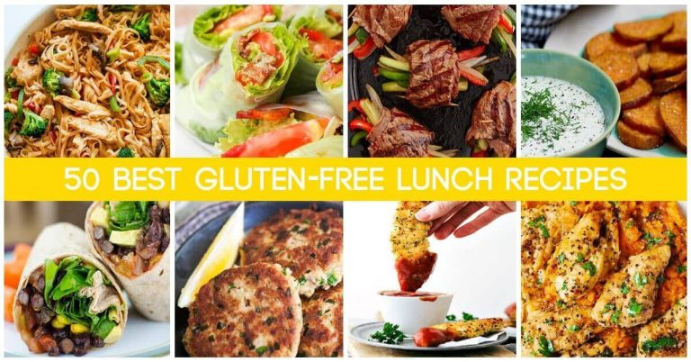 Gluten-Free Lunches