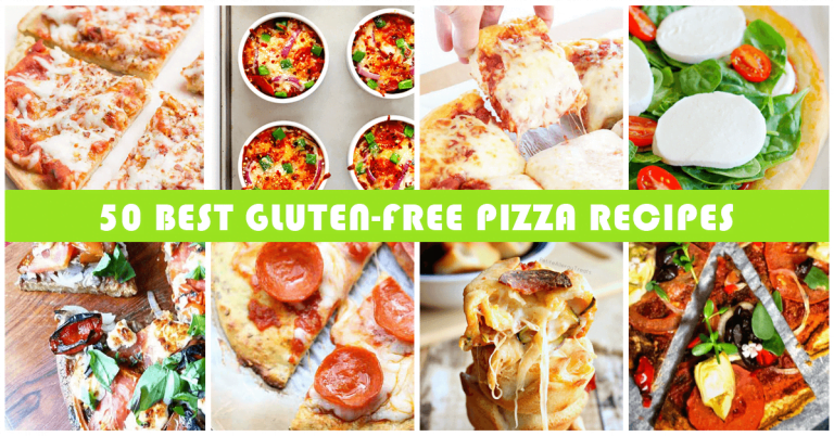 Gluten-Free Pizza Recipes
