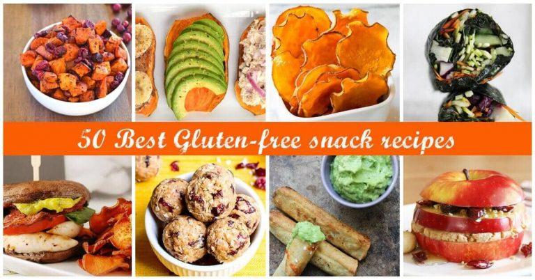 Gluten-Free Snack Recipes
