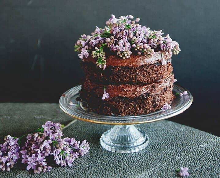 Grain-free Dairy-free Chocolate Cake