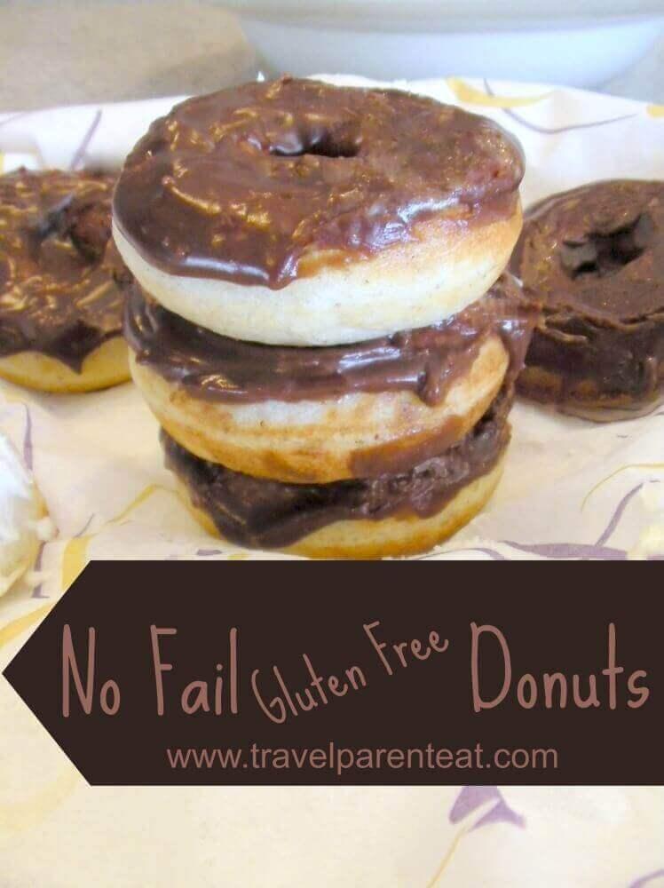 No Fail Gluten-Free Donut Recipe