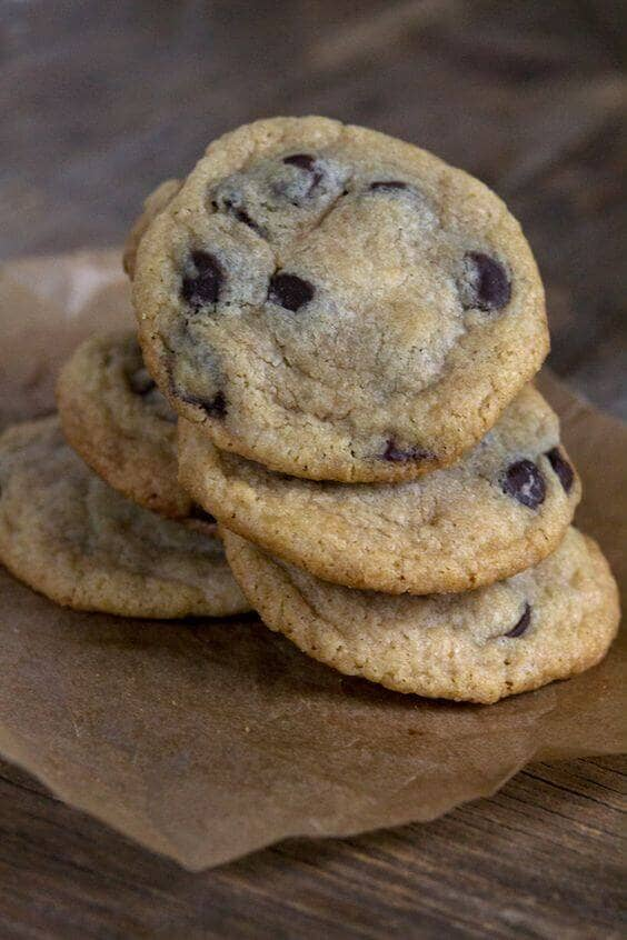 Gluten-Free Softbatch Chocolate Chip Cookies