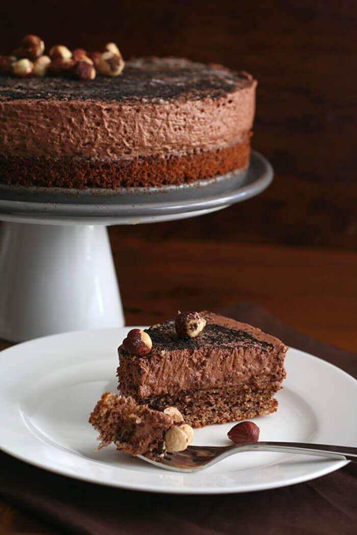 Chocolate Hazelnut Biscotti (Low-Carb and Gluten-Free)