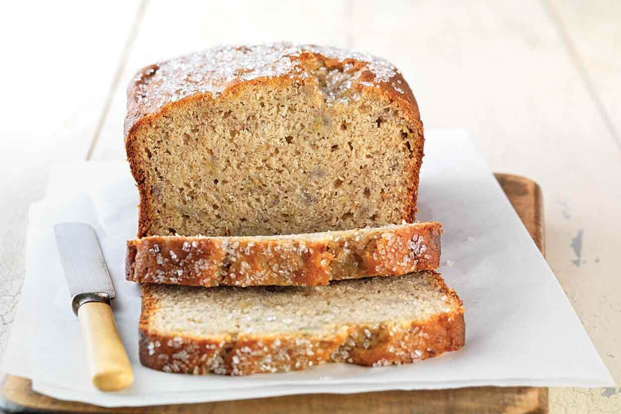 Gluten-Free Quick & Easy Banana Bread