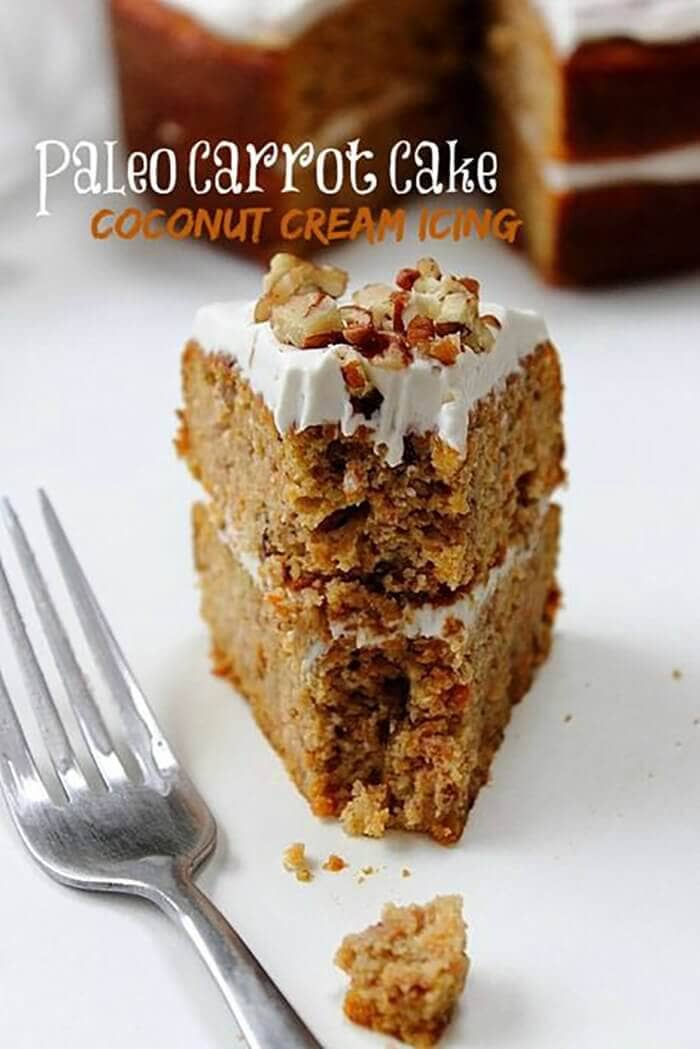 Third Time Lucky Carrot Cake (Peachy Palate)