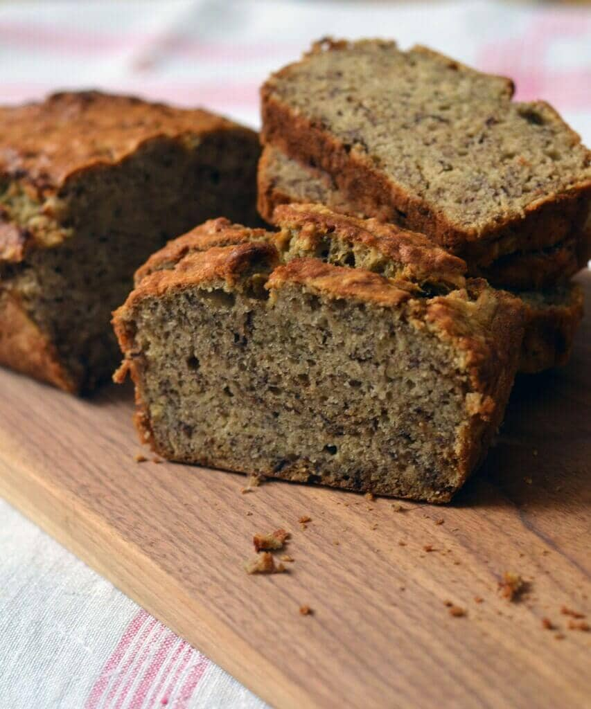 Naturally Sweet Banana Bread