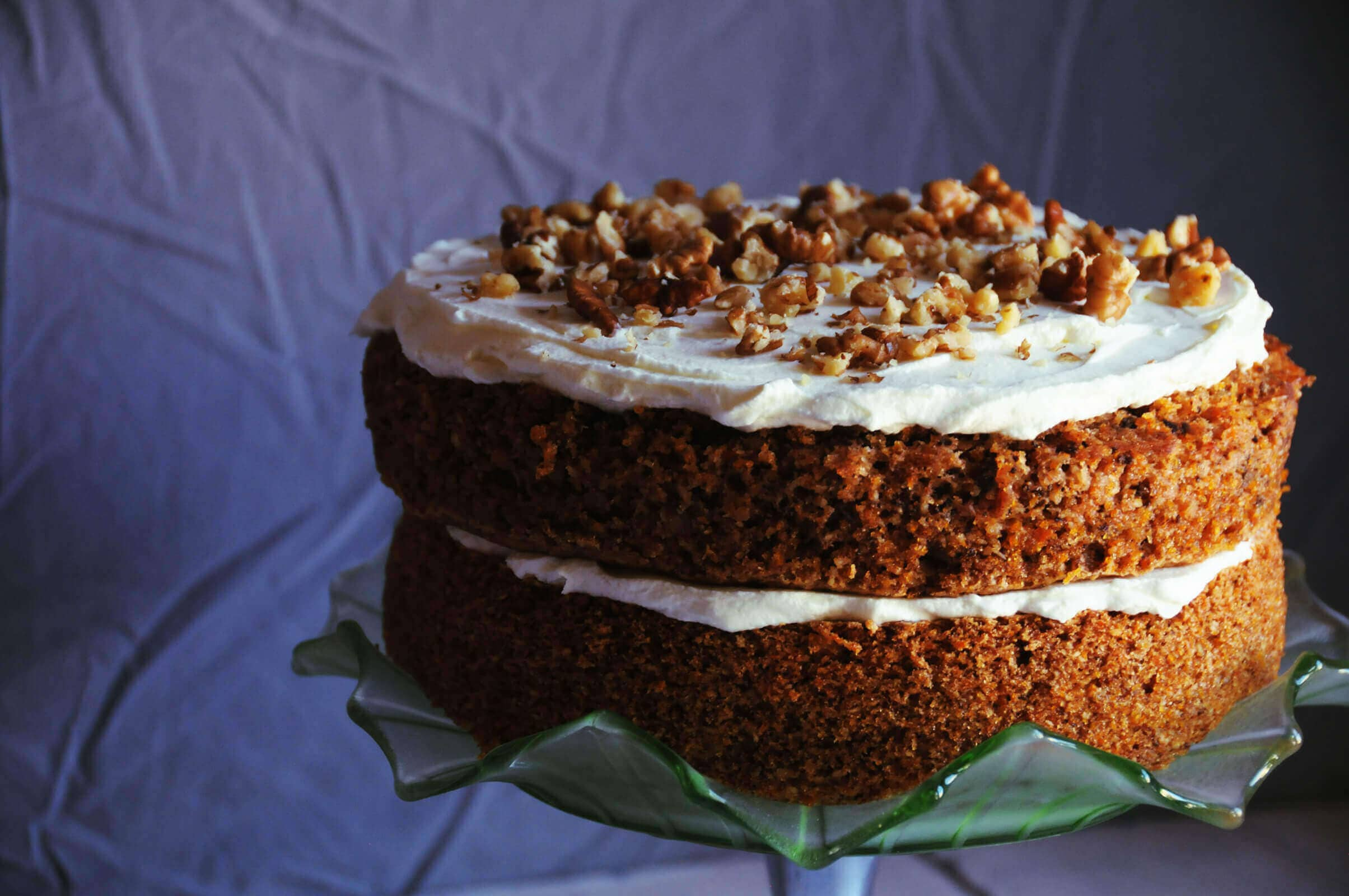 New and Improved Carrot Cake