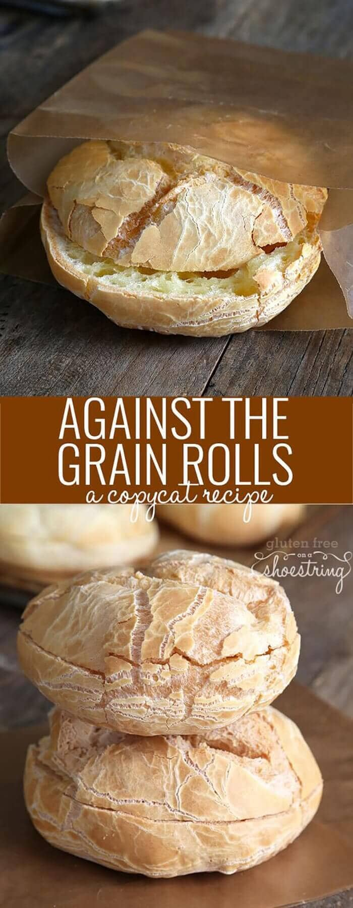 Against the Grain-Style Rolls