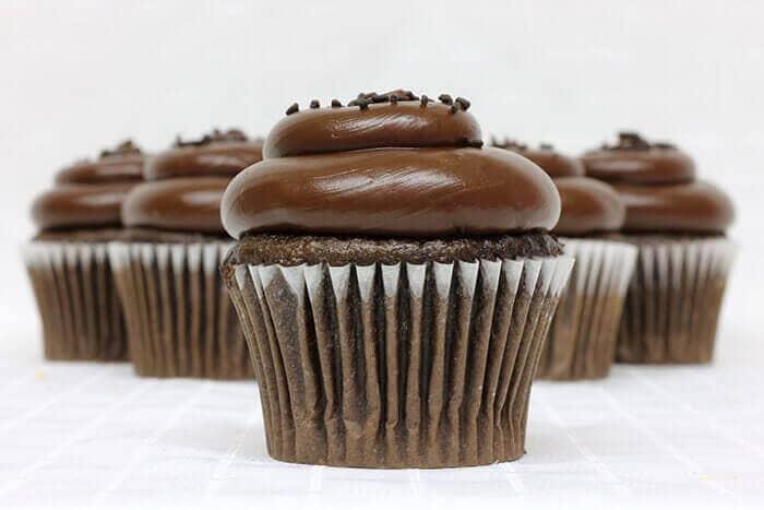 Gorgeous Gluten-Free Cupcakes