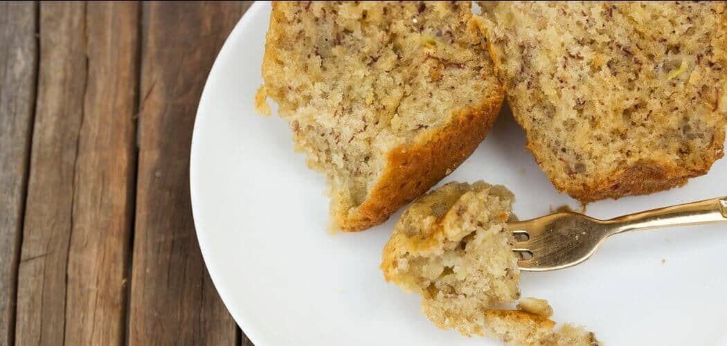 Amazing Gluten-Free Banana Bread Recipe