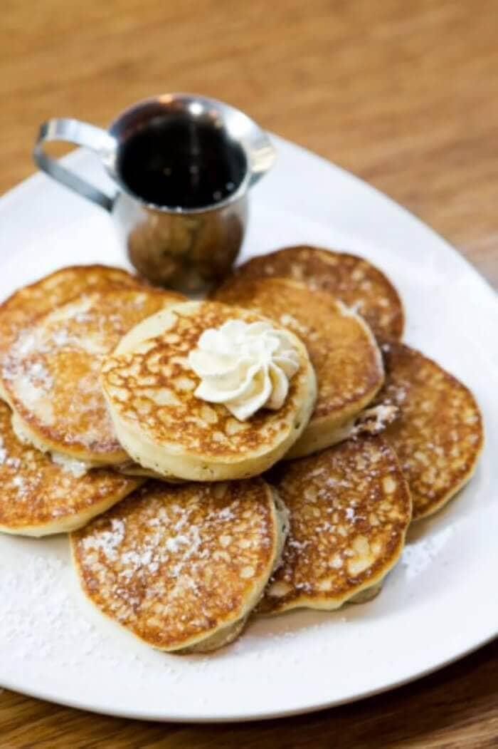 Gluten-Free Buckwheat Pancake