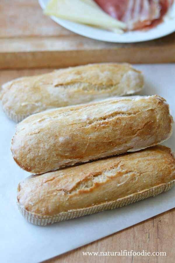 Newbie Baguettes
