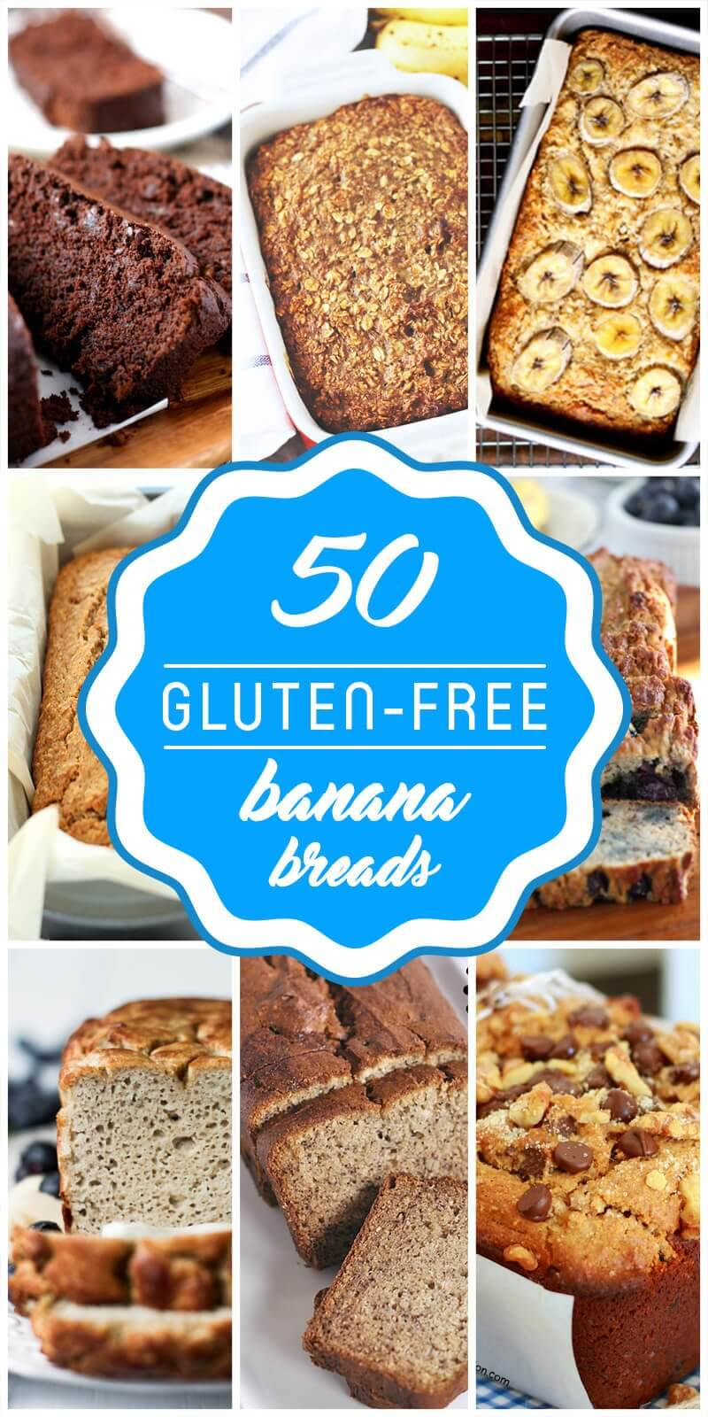 Gluten-Free Banana Bread Recipes