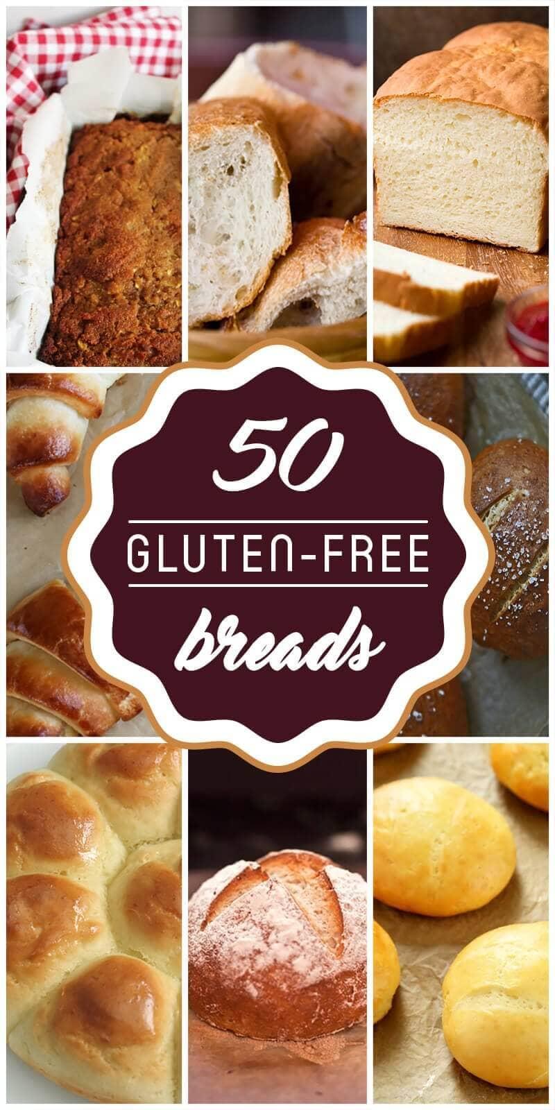 Gluten-Free Bread Recipe Ideas