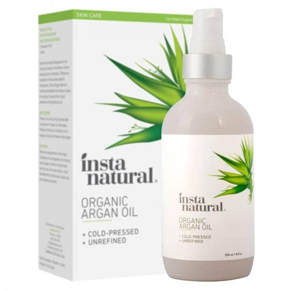 Argan oil hair product