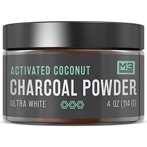 M3 Naturals Coconut Whitening Powder