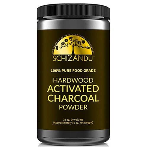 Schizandu Charcoal Powder